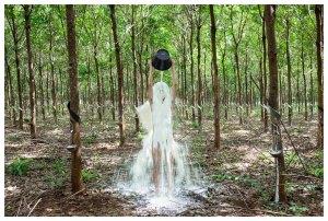 Khvay Samnang Rubber Man